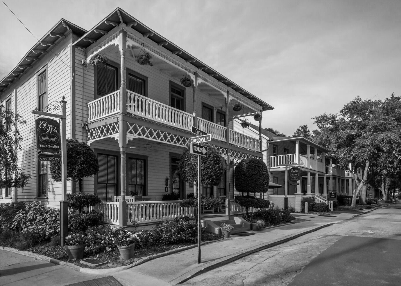 History of the Carriage Way Bed & Breakfast