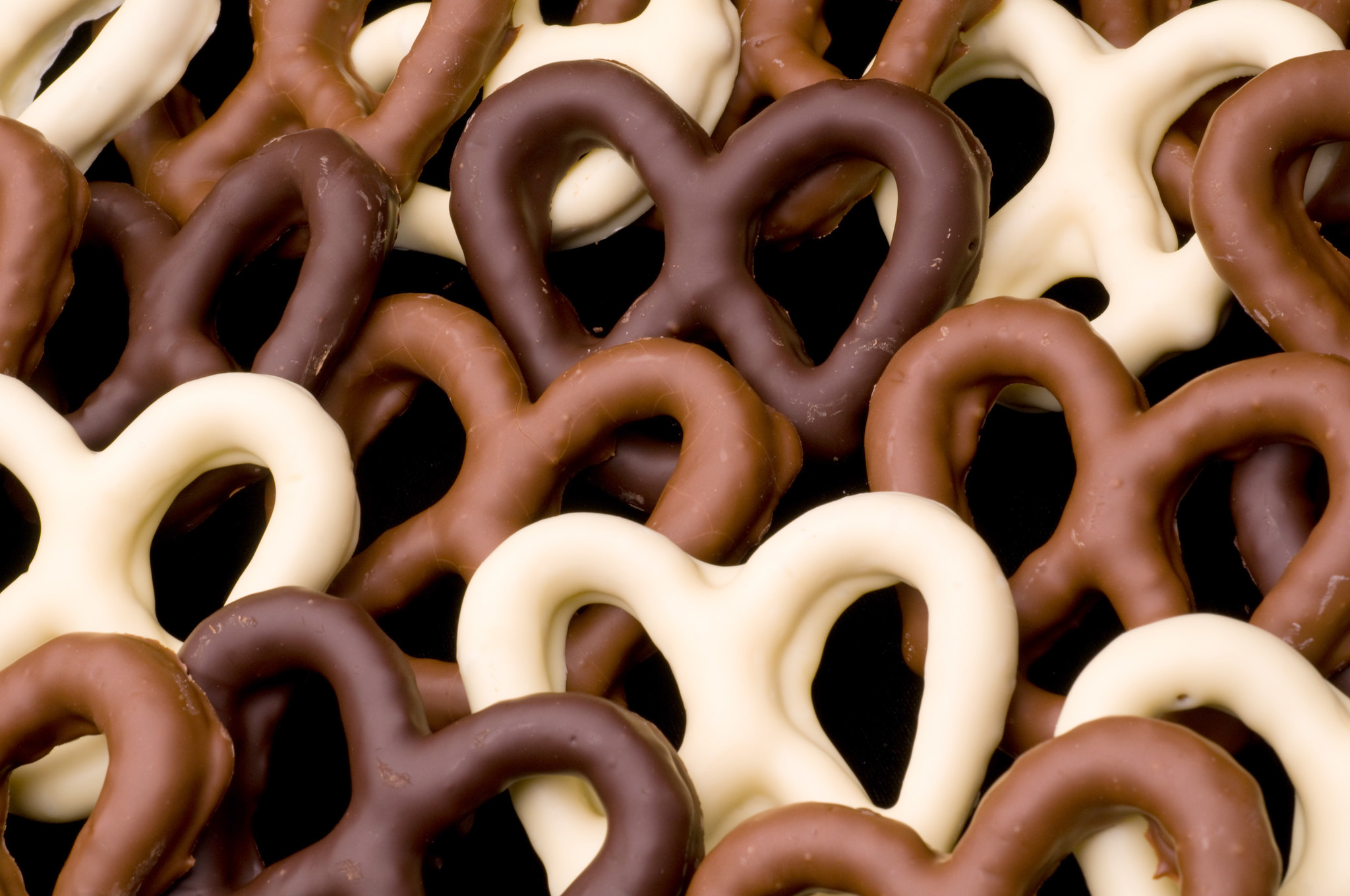 Whetstone Chocolate covered pretzels