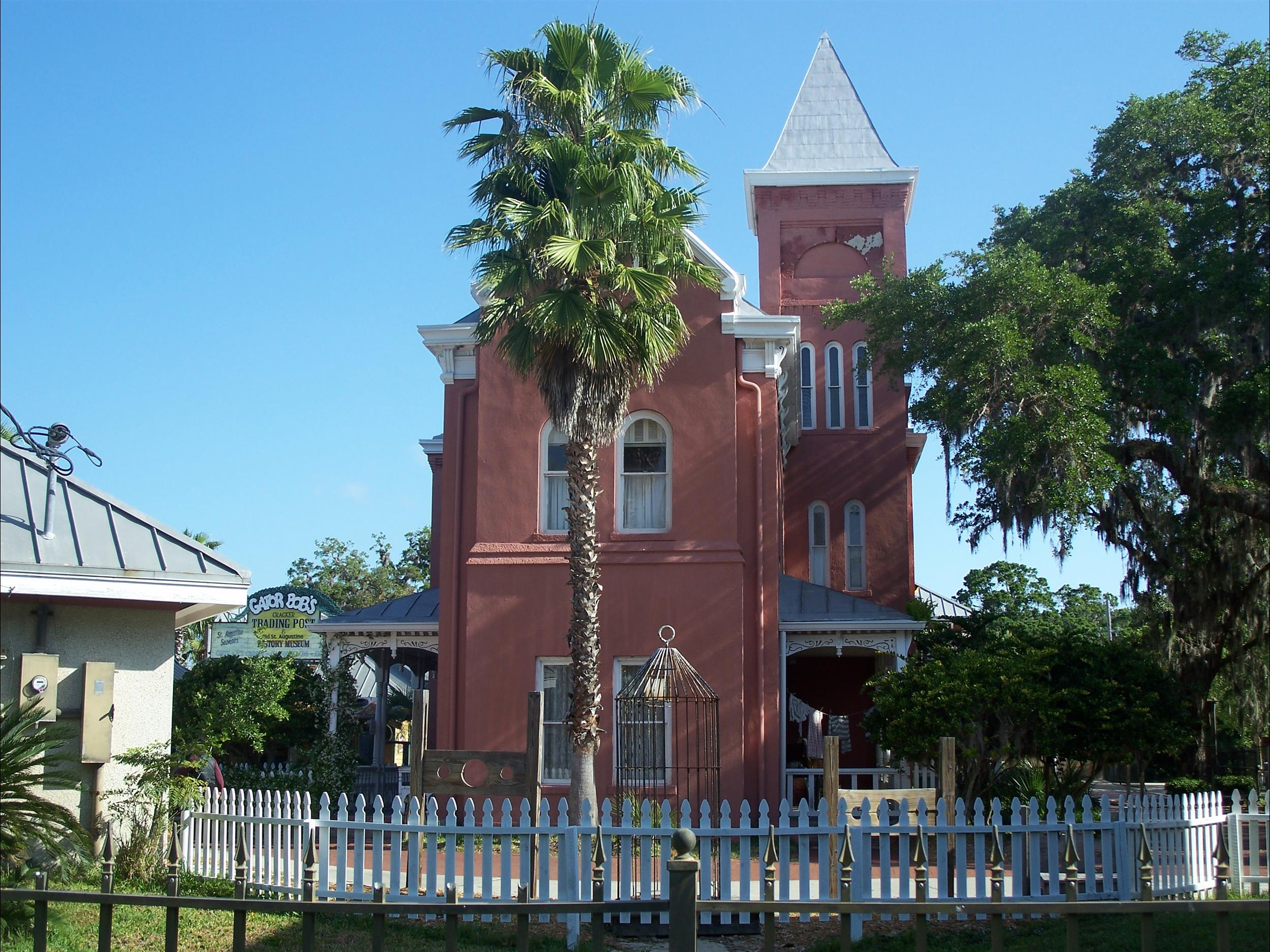 Authentic Old Jail - St. Augustine, FL