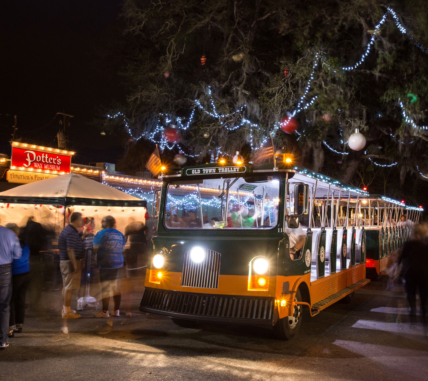 Old Town Trolley Tours - Nights of Lights