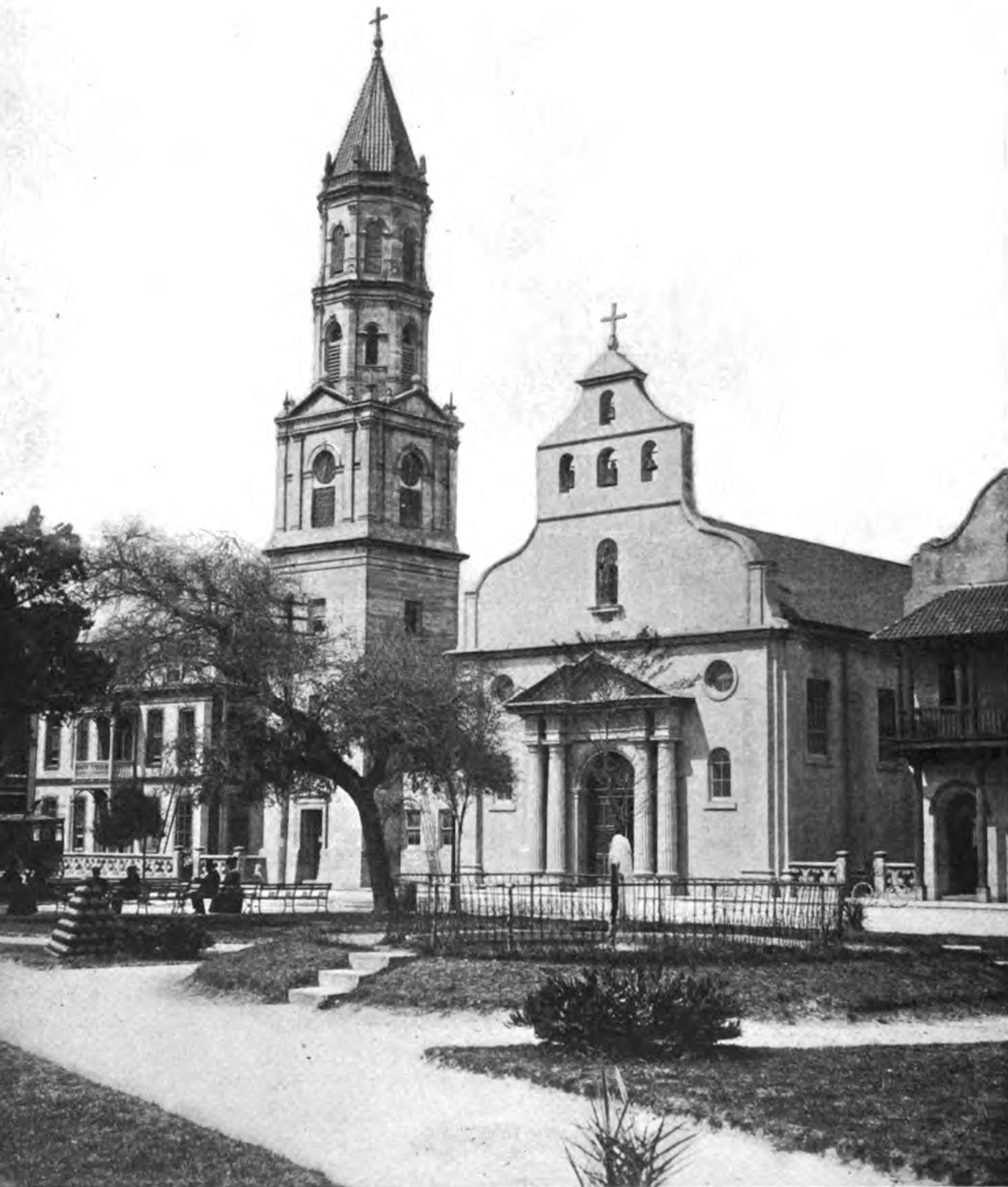 Cathedral Bassilica of St. Augustine