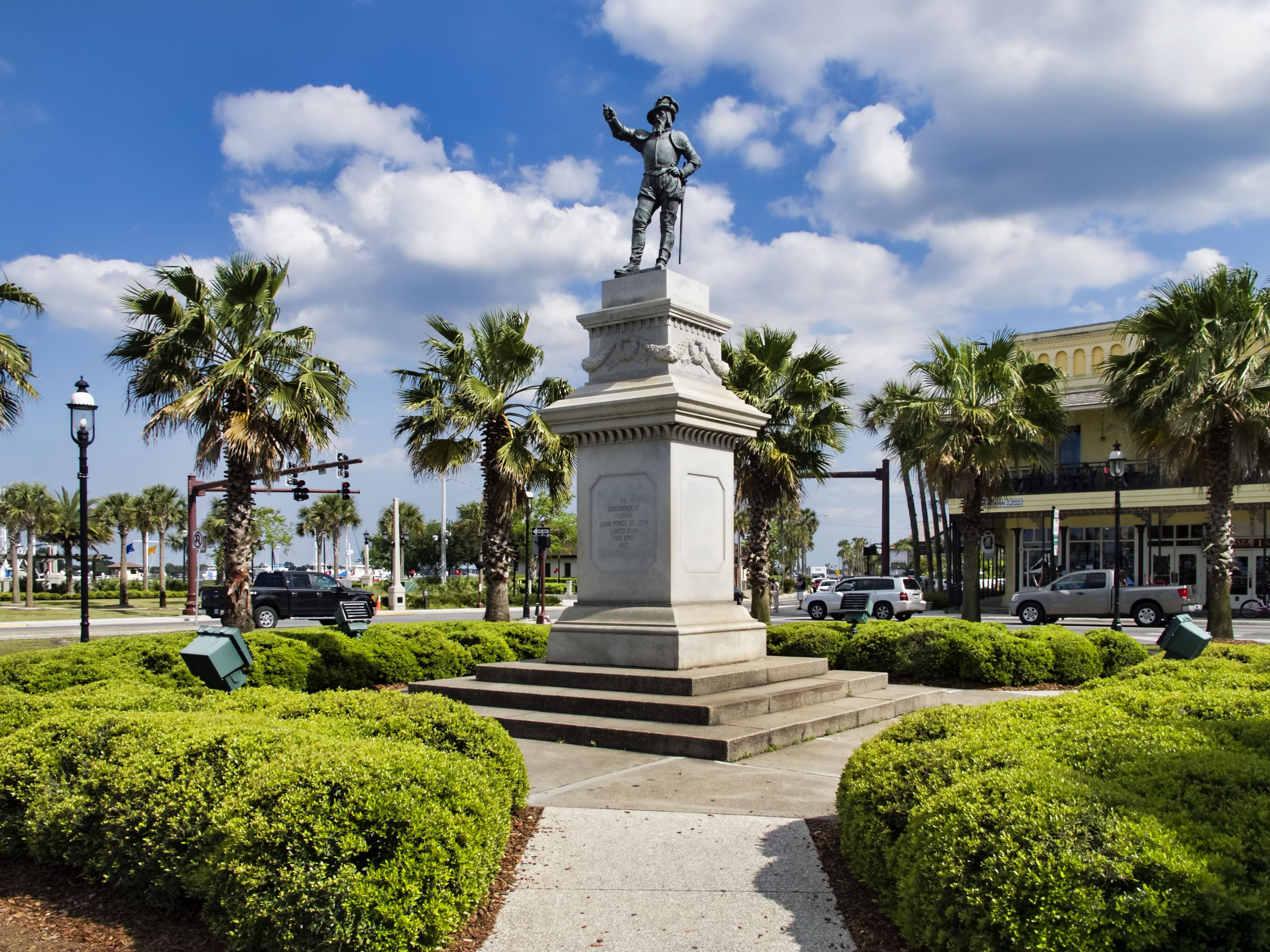 St. Augustine History