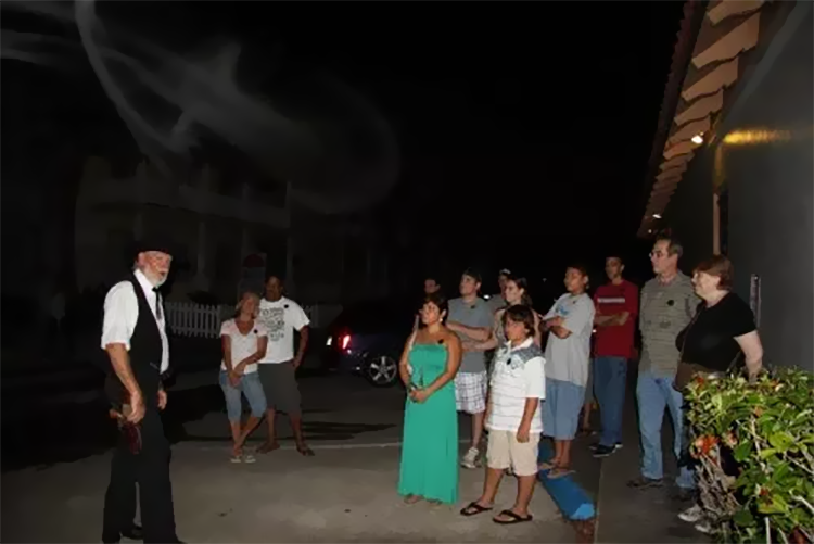 Sheriff's Ghost Tour